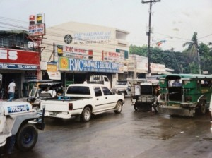 Manila streets, c. 1999
